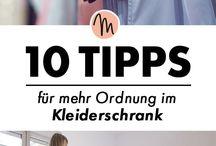 Ausmisten/Kleidrrschrank