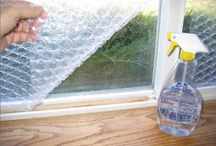 Bubble Wrap for Condensation