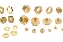 BRASS NUTS AND WASHERS / Manufacturer of brass auto parts, brass earthing components, brass lpg parts, brass sanitary parts, brass building hardware, brass fasteners, brass automobile parts, brass turned parts,brass electrical parts.  Brass Transformer Parts, LPG Gas Fittings, Brass Neutral Links, Brass Socket Pins, Flare Fittings, Brass Forged Fittings, Hose Bars Fitting, Brass Compression Parts, Brass Earthing Parts, Fastener Fixtures, Brass Inserts, Brass Anchors, Pneumatic Parts, Brass Nut & Washers
