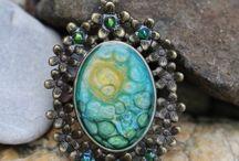 Resin / Resin jewelry