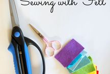 Tips for Teaching Kids to Sew / Tips and tricks to make it fun and easy to sew with kids