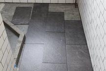Master Bathroom / Our last big (little) remodel