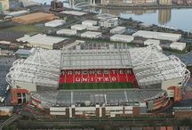 OLD TRAFFORD / old Trafford is the home stadium of manchester united.it is the 2end biggest stadium in England with a capacity of 76.000 seats.its nickname is theatre of dreams because manchester united have had so much success in the last 25 years