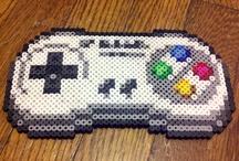 Hama Beads Nintendo
