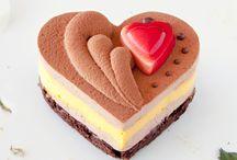 Saint-Valentin / Notre édition limitée de pâtisseries et petites gâteries est de retour pour la Saint-Valentin ! Une sélection à faire fondre les amoureux de la bonne chère.