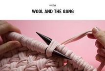 woven knitting