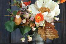 Flower arranging / by Tejae Floyde