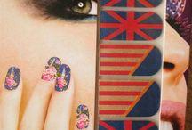 bijoux d'ongles-nail art / bijoux d'ongles - nail art-faux vernis