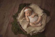 Strikkeoppskrifter nyfødt