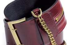 Oxblood Inspiration / Take Two on the Oxblood Trend for 2013