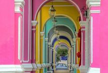 Doors / Doors of the World - Old, New, Used, Colorful