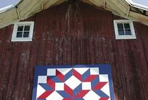 BARNS / by Callie Varellas-Triarsi