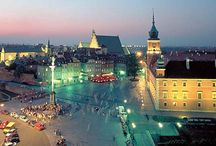 Poland / Photos and links of Warsaw and other towns and cities in Poland.