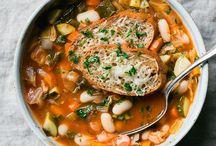 Soup Recipes / soup soup soup soup soup. soups of all kinds. soup recipes. comforting soups. winter soups. summer soups. fresh soups. unique soup ideas. autumn soups. fall soups. spring soups.