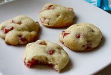Best rhubarb cookies