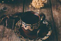 """L'amour du café  1 - Coffee 1 / Voir aussi mon tableau """"L'amour du café  2 - Coffee 2"""" au bas de la page tableaux.  See my other board """"L'amour du café 2 - Coffee 2""""  below (end of the boards page)  / by Marie Nijenn"""