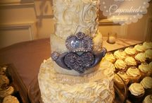 Wedding Cakes & Groom's Cakes / by You've Been Cupcaked