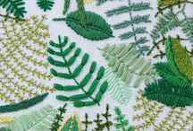 Textiles and embroidery
