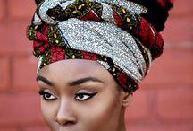 African Turban Headwraps
