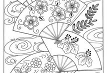 Coloring Pages / by Michelle Miller