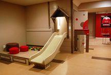 playroom ideas / by Alec Gallazzi