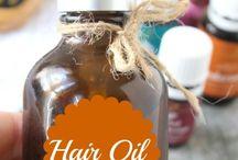 Hair oil / Oljy
