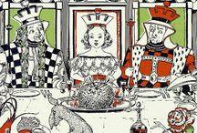 Alice in W:Art/Blanche Mc Manus / Alice in wonderland (illustrator)