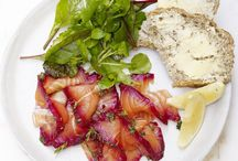 dips / salads
