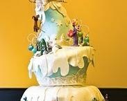 Lovely designed cakes ♡