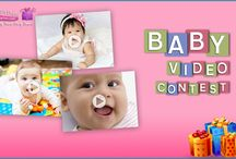 Baby Video Contest / Baby Video Contest . Participate and win exciting prices