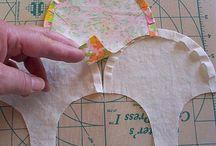 patchwork / szydełkowy patchwork