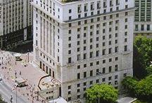 São Paulo landmarks / The most well known landmarks in the city of São Paulo, Brazil