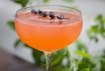 Summer cocktail recipes.