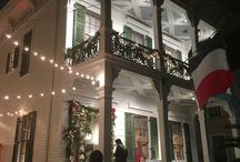 "Christmas Party 2014 - Degas House Event / ""Holidays with Degas"" was held at Degas House on Tuesday, November 25, 2014. It was, without a doubt, the most successful party Degas House has ever held! Not only is Degas House a historic home, but we showed the hospitality industry and others that we are a great venue that knows how to throw a fun party! http://www.degashouse.com/events-meetings/christmas-party-2014.htm / by Degas House"