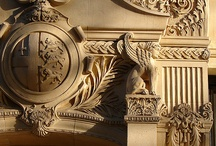 Cartouches and Coat Of Arms