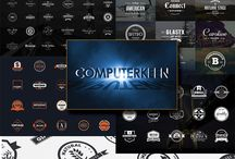 Logo Designs - www.computerkeen.com / Logo Designs - www.computerkeen.com