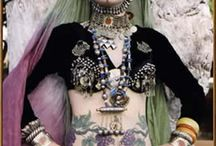 Old School Tribal Style Bellydance Timeline / I love pics of the past of tribal style belly dance. This is all the pictures I found at internet <3