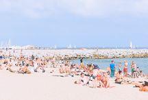 Spain Photography / Spain Photography, Spain Prints, Costa Del Sol, Malaga Photos, Seville Photography, Spain Beach Photography, Aerial Beach Photography https://www.etsy.com/au/shop/ItBeganInParis