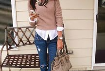 Fall outfits / by Brianne Campbell