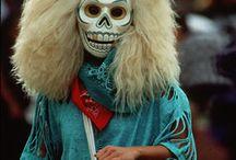 Amerique centrale - masques