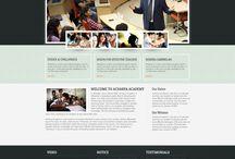 Creative Website / Creative Ideas to design Websites