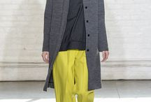 FW2014 carnet / Fashion trends for winter 2014