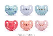 Succhietti Suavinex / I più adorabili succhietti per il tuo bambino