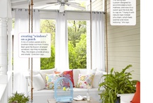 Inside Out / Rooms with an outdoor feel or that incorporate the outdoors. Outdoor inspiration in your home. / by Bassett Furniture