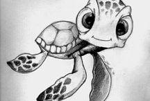 Teknősök!