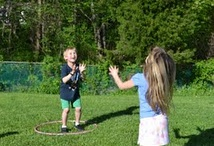 Cub Scout- outside game