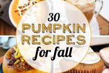 Recipes/Pumpkin
