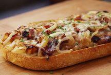 Appetizers / La Brea Bakery's favorite appetizers for entertaining!