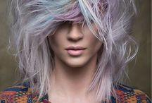 HAIR / Color, color, color!!