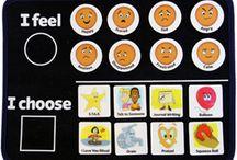 Teaching emotions and feelings